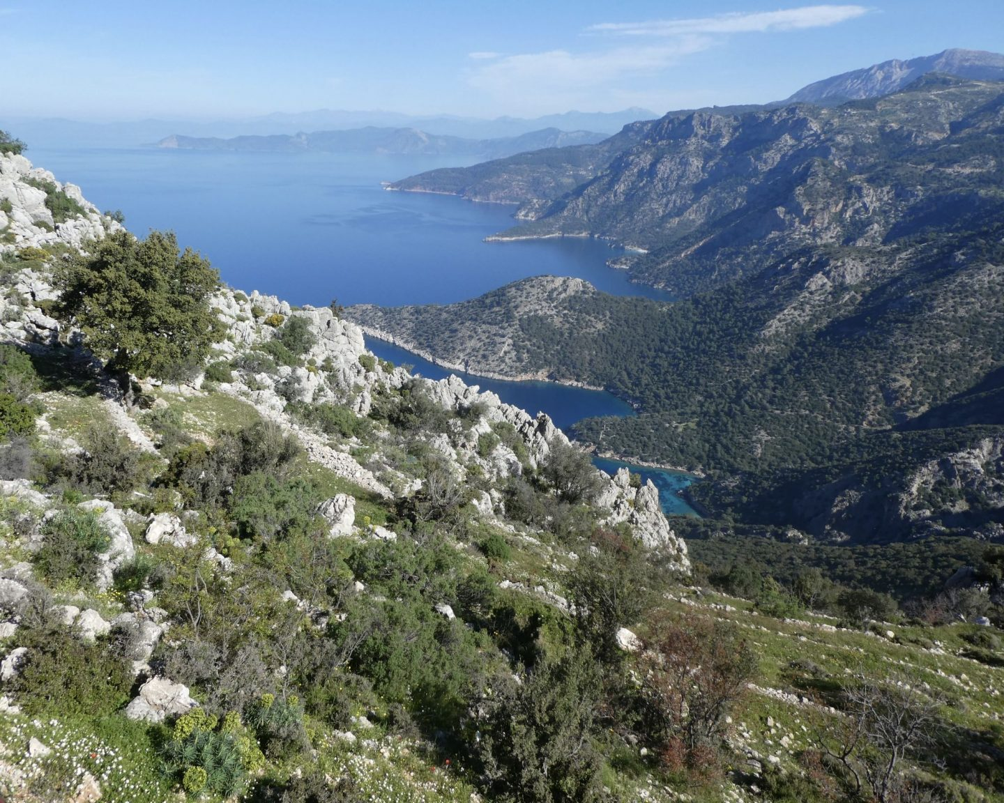 Lycian Way West, Turkey (2 April to 7 April 2018)