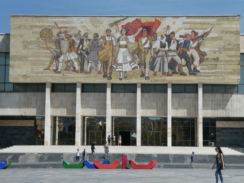 Tirana (21 to 24 May 2018)