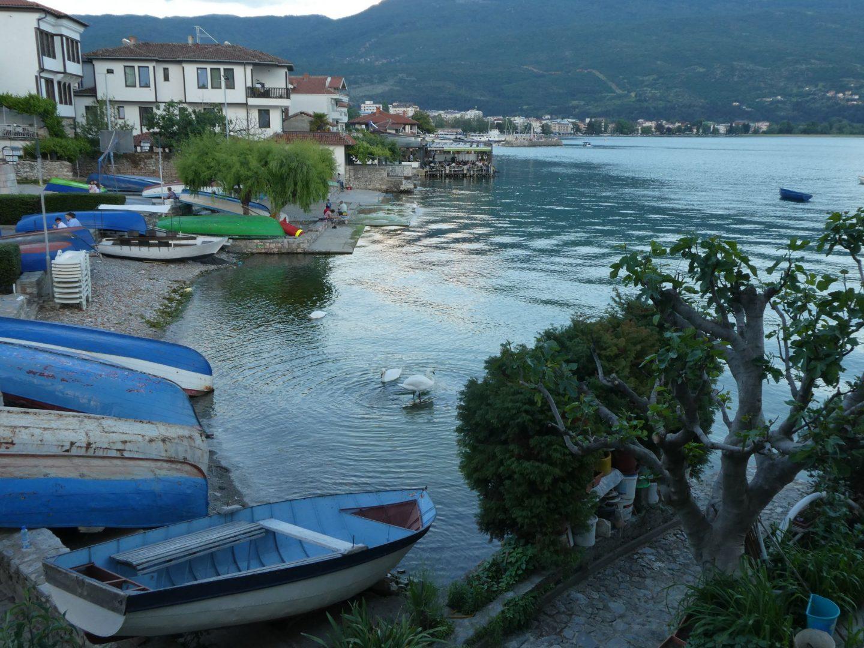 Lake Ohrid (24 to 28 May 2018)