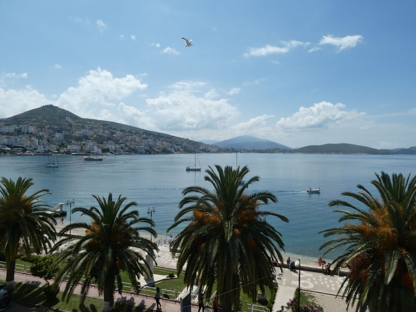 Saranda (15 and 16 May 2018)