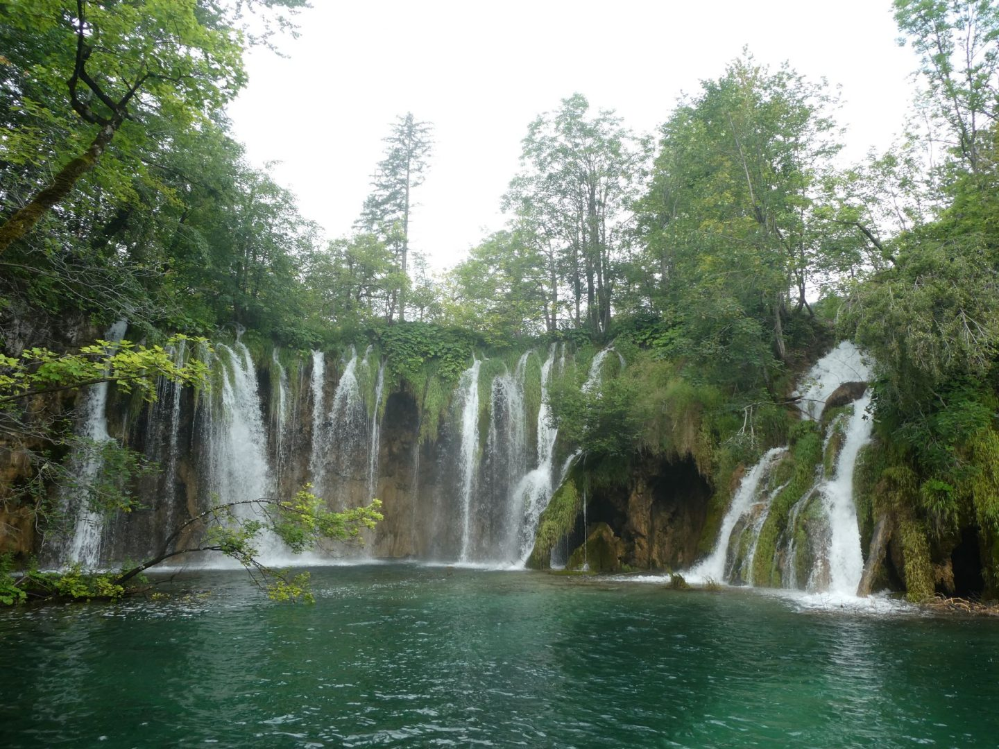 Plitvice Lakes (4 and 5 July 2018)