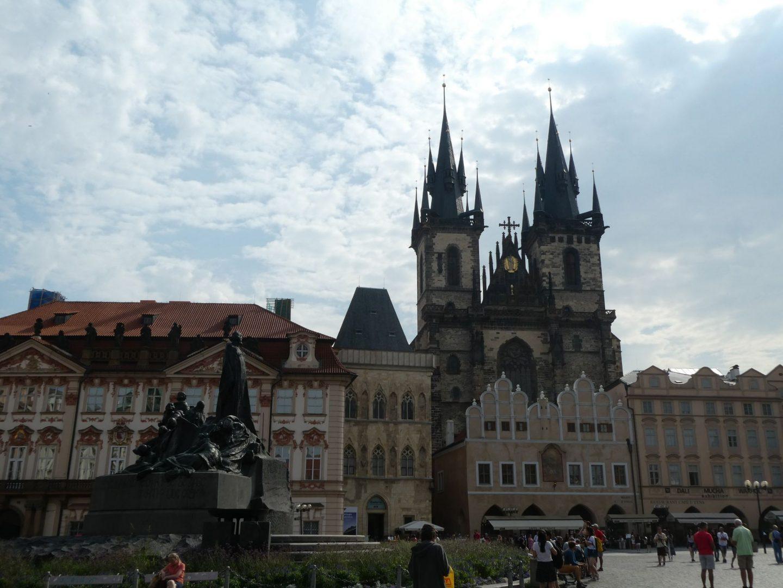 Prague (7 to 12 August 2018)