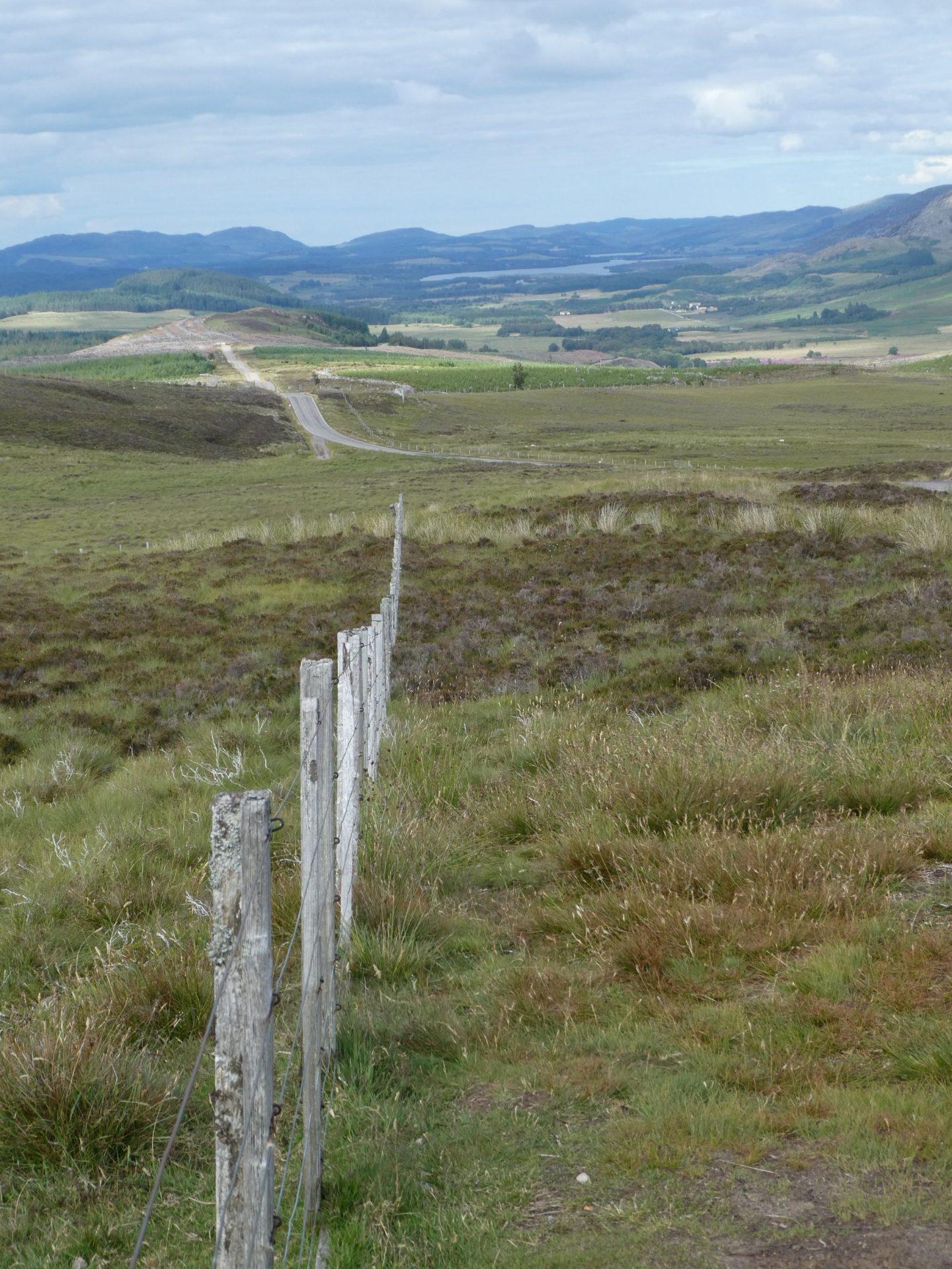 North Scotland road trip (17 to 28 July 2018)