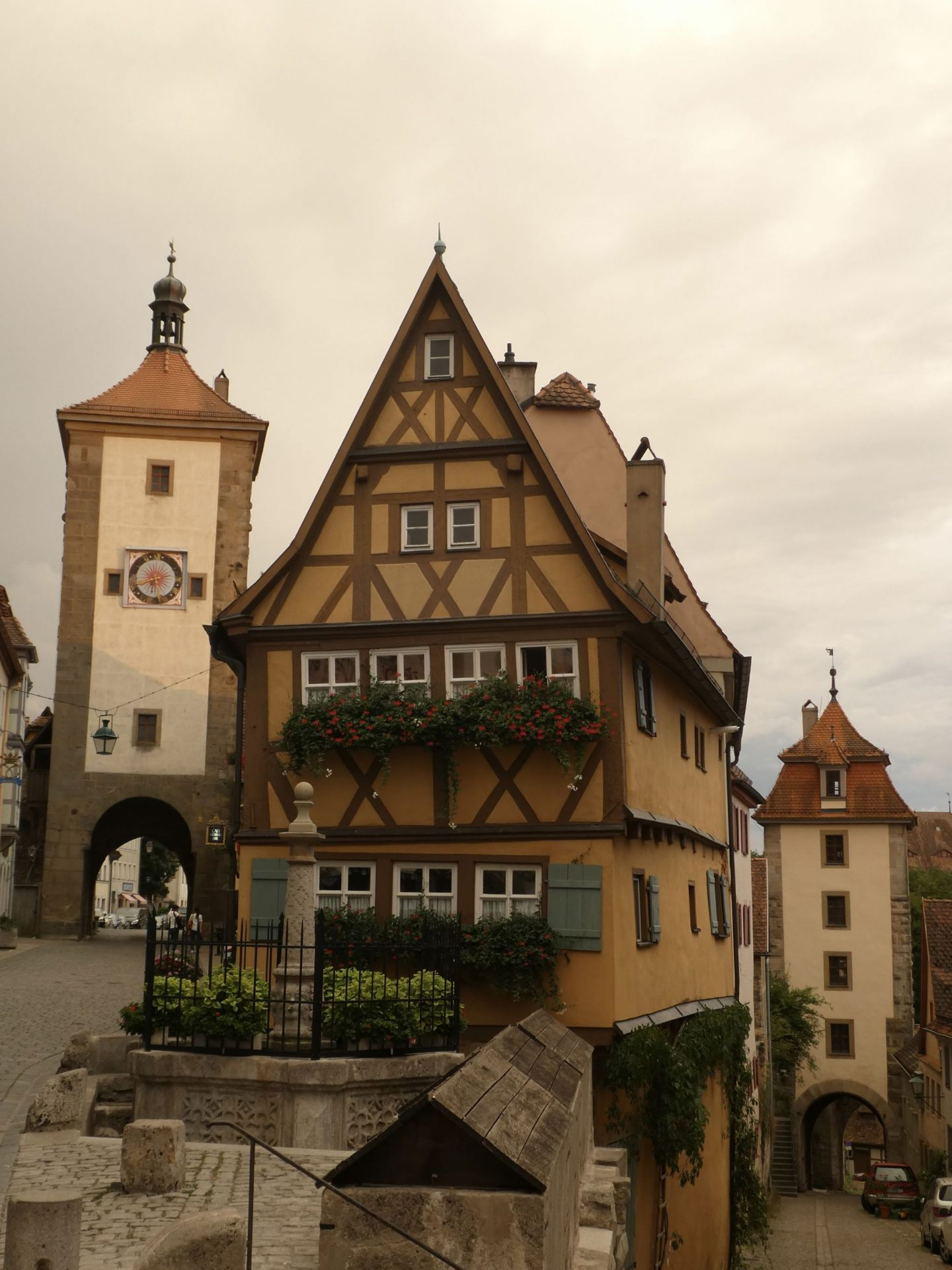 Rothenburg (12 to 14 August 2018)