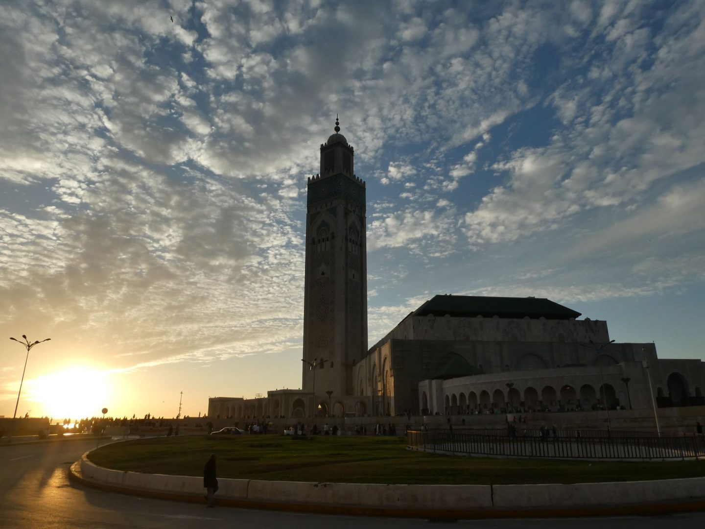 Casablanca (21 and 22 October 2018)