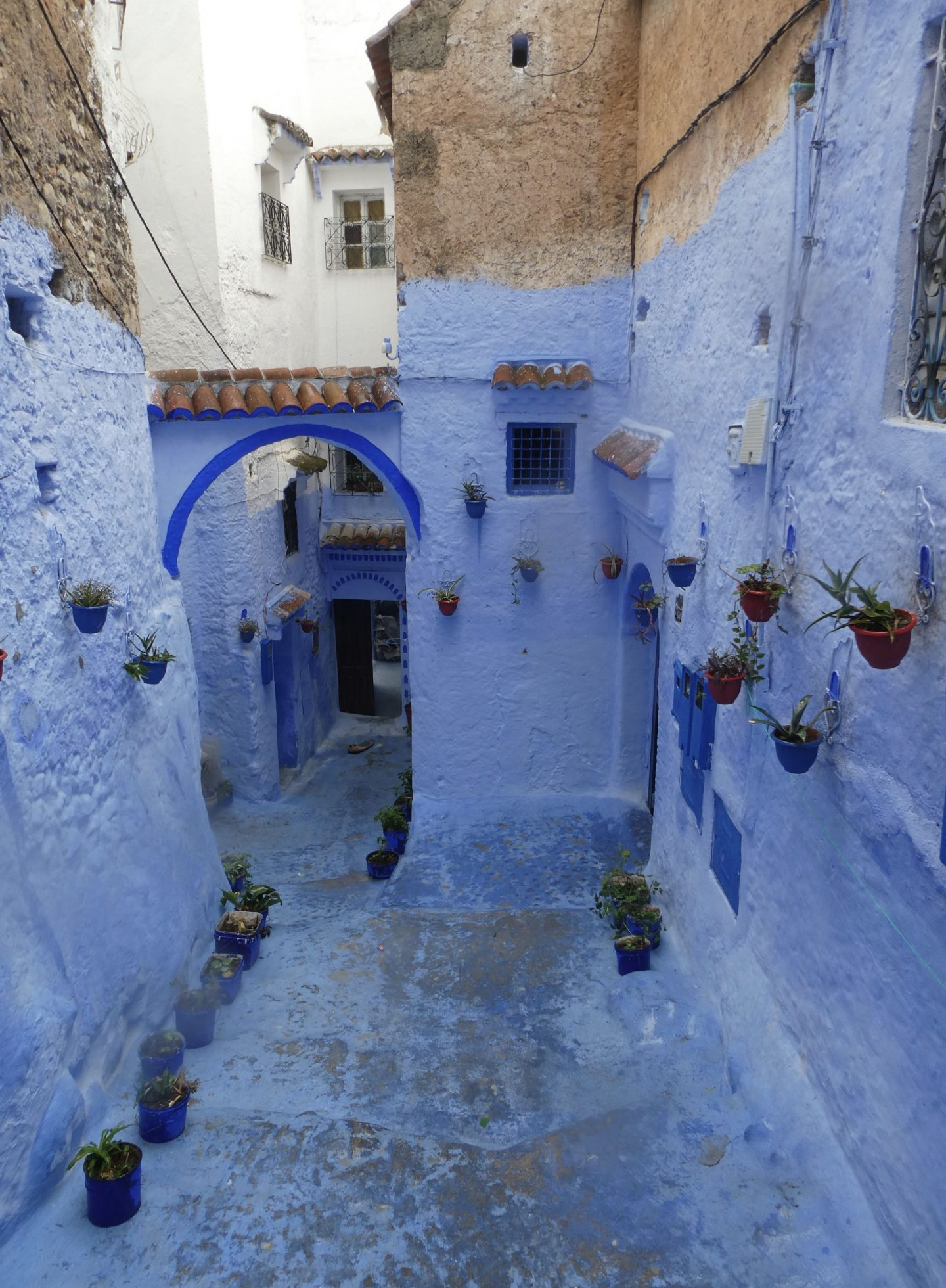 Tetouan and Chefchaouen (12 to 15 October 2018)
