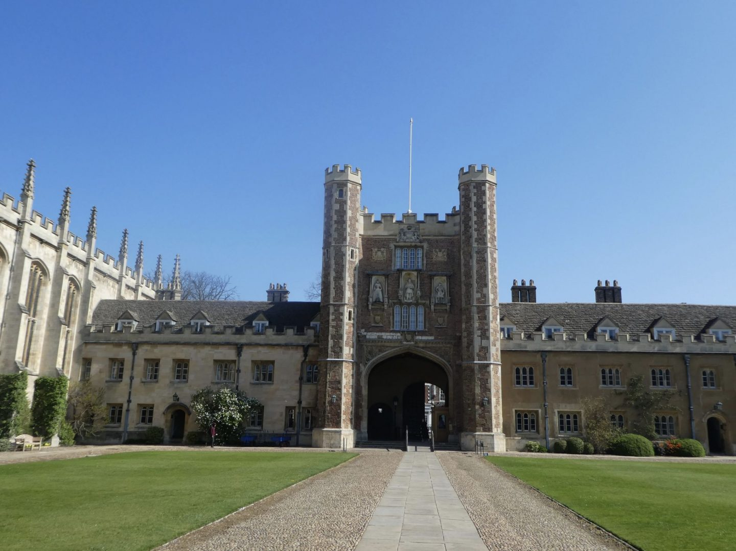 Cambridge (30 March to 2 April 2019)