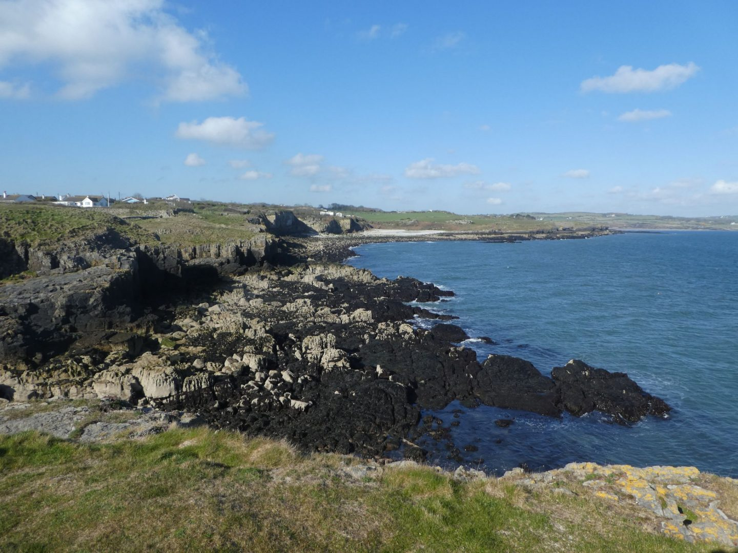 Anglesey Coastal Path, Wales (6 to 19 April 2019)