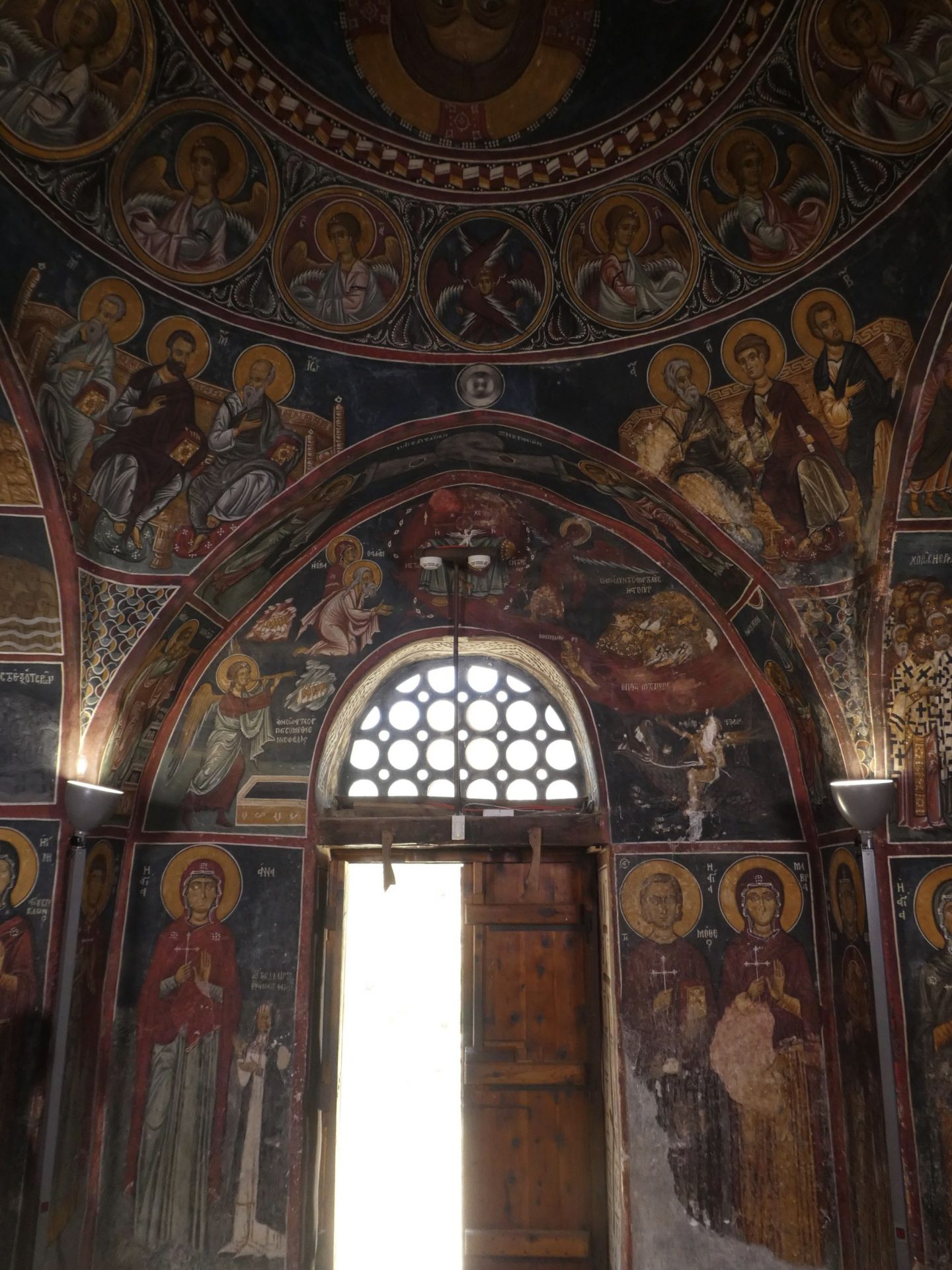 Painted Churches of Troodos (19 and 20 May 2019)