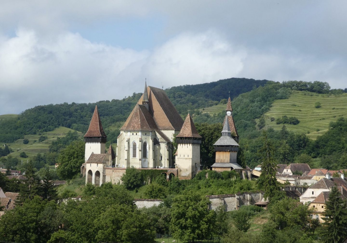 Medieval Villages walk, Romania (11 to 17 July 2019)