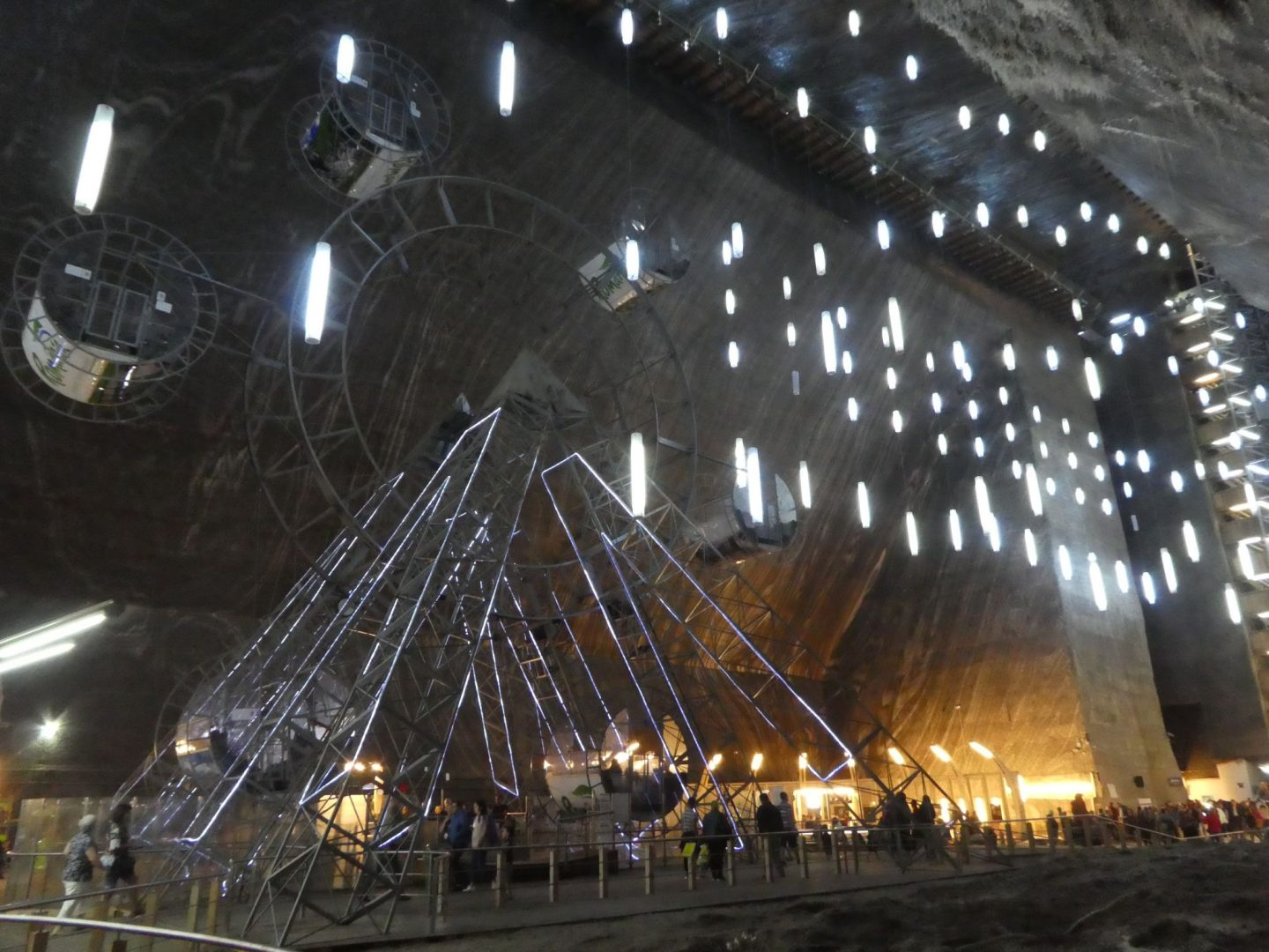 Salina Turda (20 July 2019)