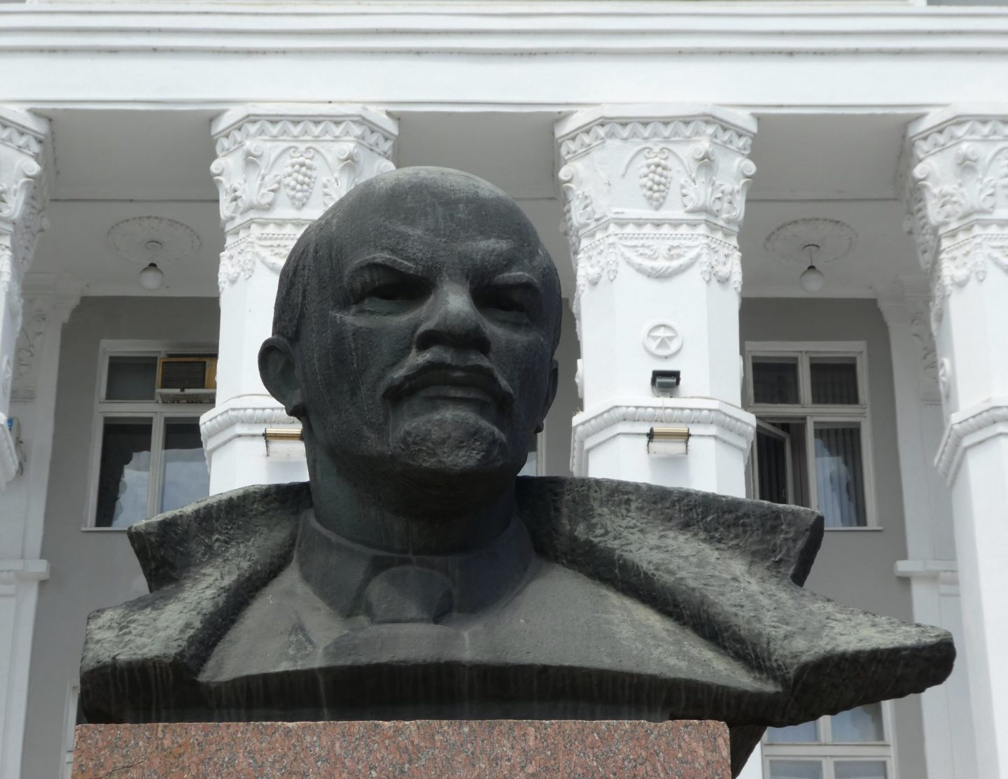 Looking for Lenin in Transnistria