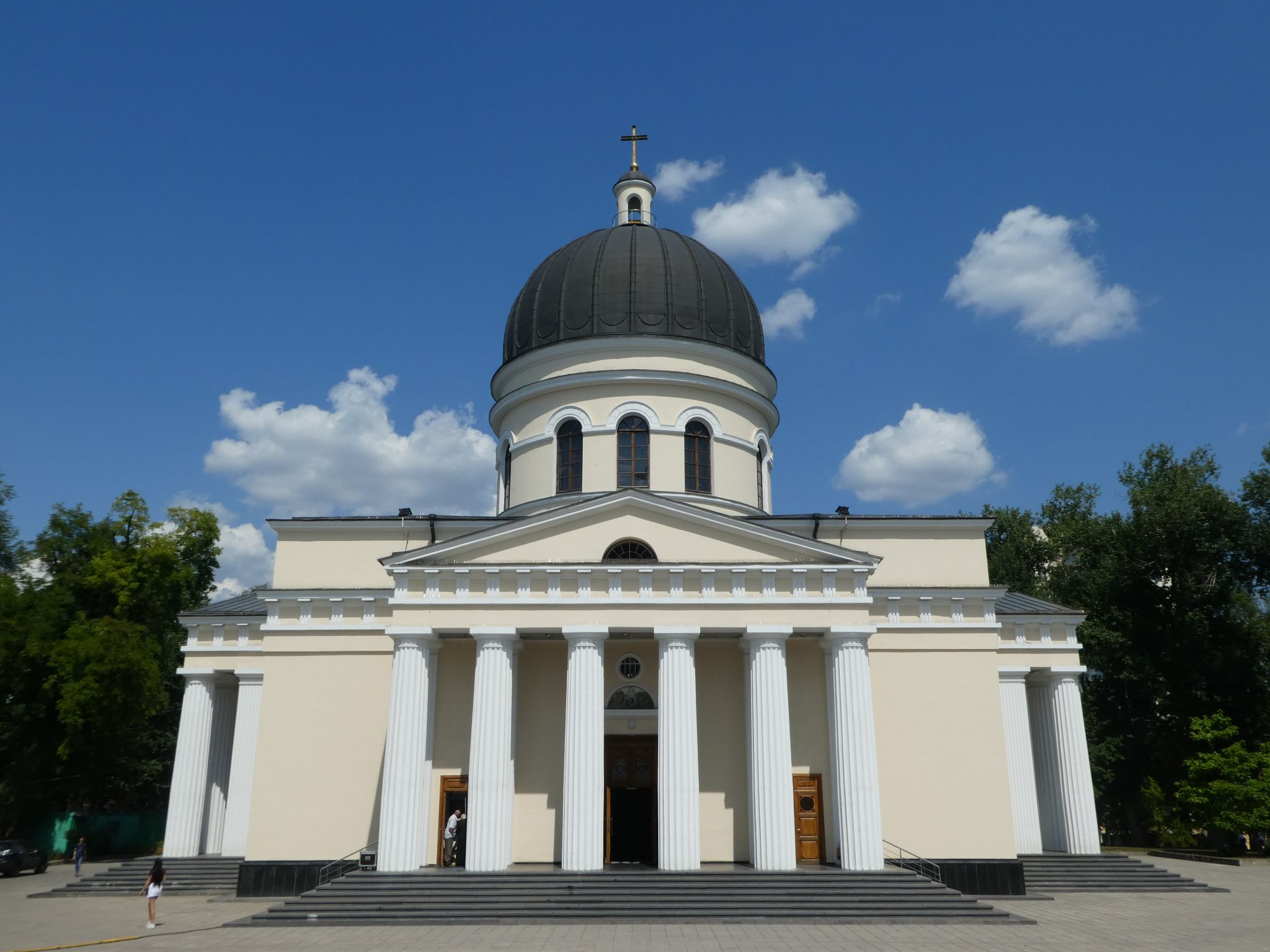 Chisinau and beyond (25 July to 1 August 2019)