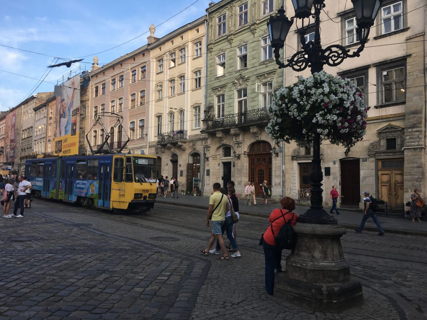 Lviv (7 and 8 August 2019)