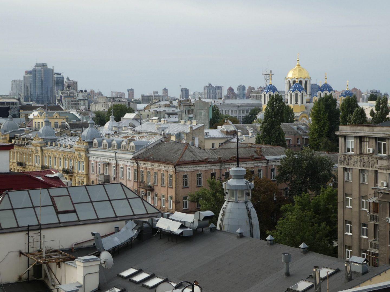Kiev (2 to 5 + 9 August 2019)