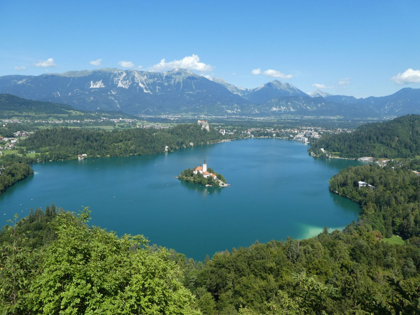 Slovenia (14 to 19 August 2019)