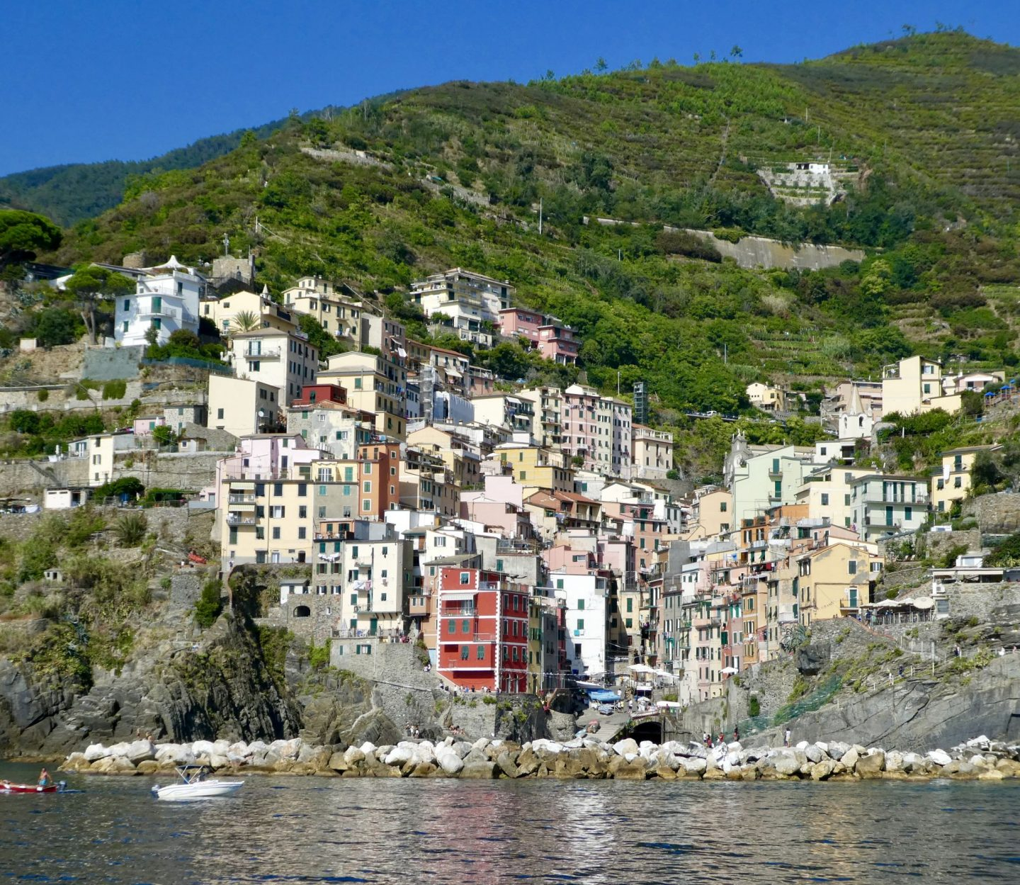 Cinque Terre (14 to 18 September 2019)