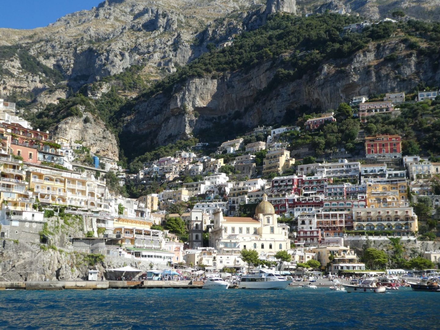 Amalfi Coast (18 to 24 September 2019)