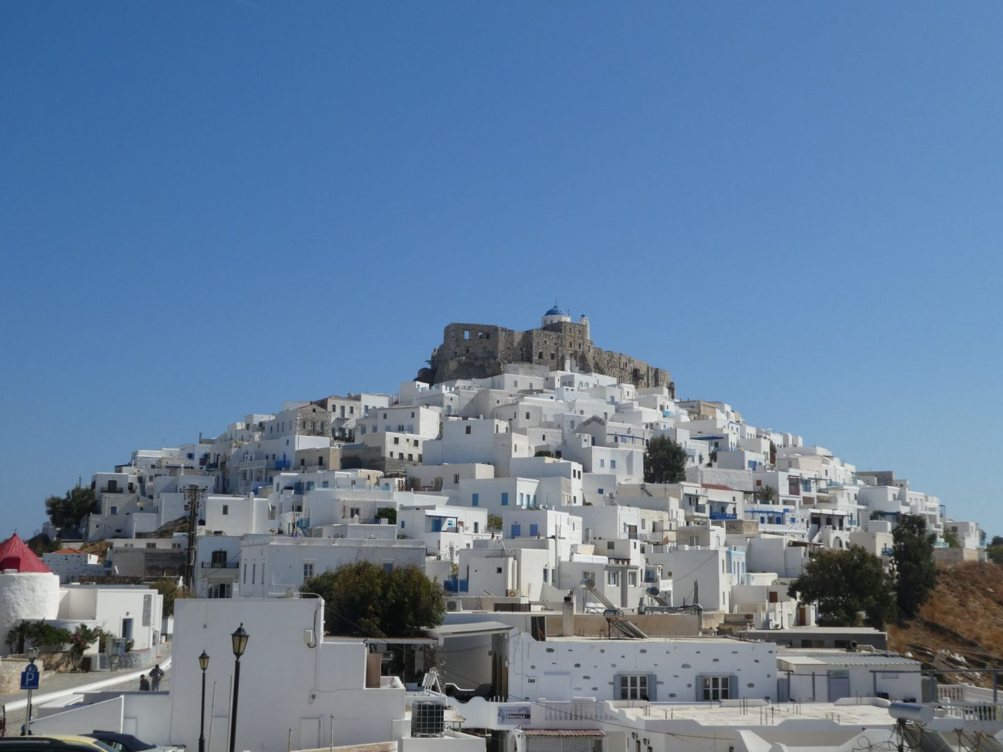 Cyclades (8 to 29 October 2019)