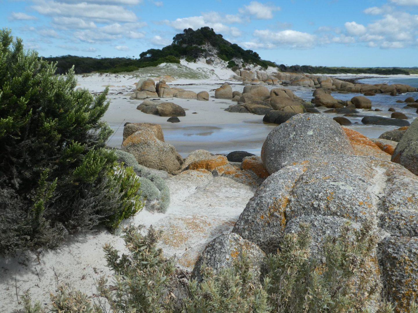 Bay of Fires (21 to 24 February 2021)